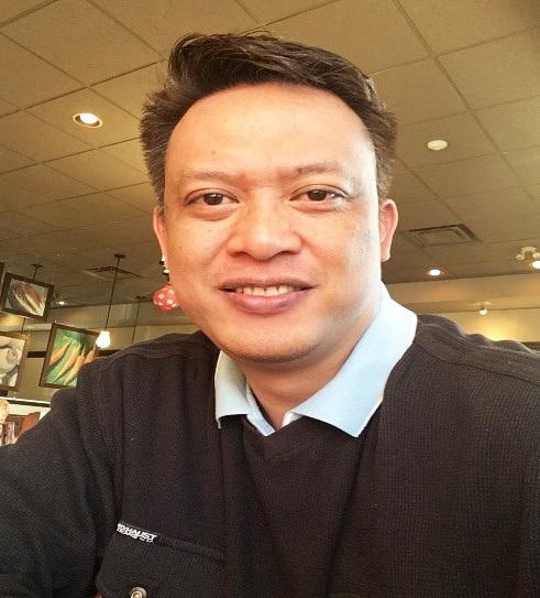Pastor Joel Marquez
